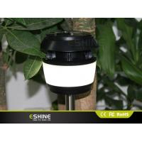 Wholesale ABS White / Black Outdoor Solar Motion sensor lights LED Epistar from china suppliers