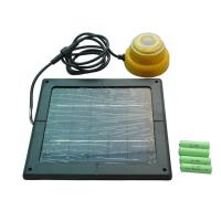 China IP65 Exterior Solar Led Motion Sensor Light For Gardon , Shatterproof ABS And PS on sale