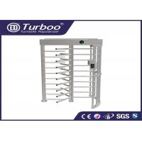 Wholesale Workshop Manual Full Height Turnstile Self Resetting Function ISO9001 CE Certificate from china suppliers