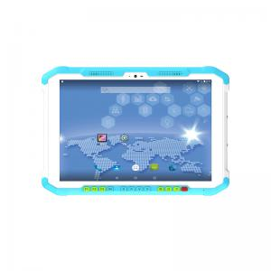 Wholesale Android Rugged Tablet with Keyboard Barcode Scanner GPS from china suppliers