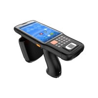 Wholesale 4G Biometric Fingerprint Scanner, Handheld PDA Barcode Scanner for Parking System from china suppliers