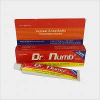 Quality 30G Dr . Numb Topical Anesthetic Cream , Permanent Makeup Tattoo Cream for sale