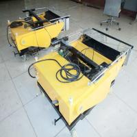 Wholesale High Quality Mining Equipment ZB800-6A Automatic Wall Plaster Render Machine For Sale from china suppliers