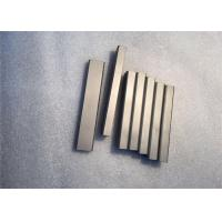 Hip Sintered Tungsten Carbide Flat Bar 150mm Length For Stone Crusher Rotor Tip