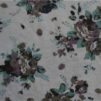 Buy cheap Cotton Printed Fabric, Used in Garment and Dress, Customized Designs and Styles from wholesalers