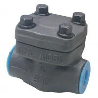 Wholesale Spiral Wounded Gasket Lift Type Check Valve LF2 A105 F11 Trim 1# Trim 5# from china suppliers