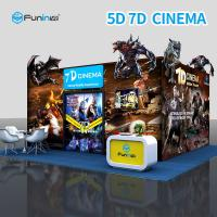 Wholesale TUV 9D Virtual Reality Simulator / 5D VR Cinema For Amusement Park from china suppliers