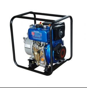 China Powerful Running 4 Inch Diesel Water Pump , Diesel High Pressure Water Pump on sale