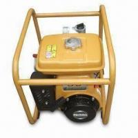 China Gas Water Pump, with 183cc Engine Displacement and 50mm Inlet on sale