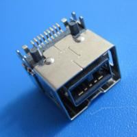 Wholesale Female Mini USB Connector 9Pin SMT Type from china suppliers