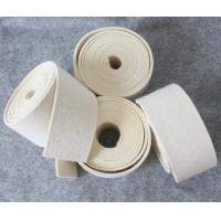 Wholesale RT112, R112, R122 Grade100% White Wool Felt for Polishing Pad from china suppliers