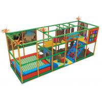 Wholesale Indoor Playground Equipments with EPE Foam Tube Column for Kids A-09103 from china suppliers