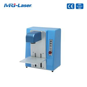 Wholesale 110V 220V 30W Fiber Laser Marking Machine For Metal and Plastic from china suppliers