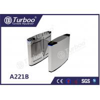 Wholesale 304 Stainless Steel Optical Barrier Turnstiles With Multiple Anti - Pinch from china suppliers
