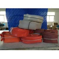 Wholesale Industrial Roller Silicone Tube Extrusion OD 50 - 500mm / Silicone Pipe from china suppliers