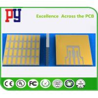 Wholesale Long Lifespan Rigid Flex PCB Fr4 LED PCB Ceramic Circuit Board 2-4 Layers from china suppliers