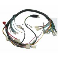 Motorcycle Wire Harness Connectors : Awg motorcycle custom wiring harness jst connector