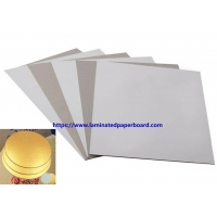 Wholesale Food Grade for Salmon Fish Packages with PET Film Golden and Black Color Cardstock Paper from china suppliers