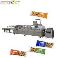 Wholesale Automatic Sesame Candy Bar Cutting Machine / Snack Food Making Machine from china suppliers