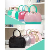 Wholesale Wholesale Fashion Silicon Jelly Shell Bag Multi-function Shell Bag from China from china suppliers