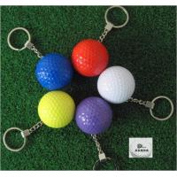 Wholesale key chain golf ball/gift golf ball from china suppliers