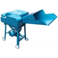 Wholesale Fully Automatic Livestock Farming Equipment 1000kg/H Mini Chaff Cutter Machine from china suppliers