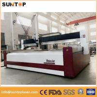 Wholesale Rubber water jet cutting equipment water jet cutter machine CE from china suppliers