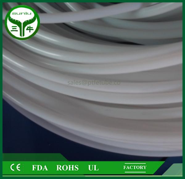 Ptfe lined pipe teflon tube fluoropolymer tubing