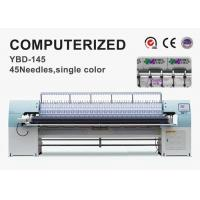 Wholesale 34 Heads Garment Manufacturing Machines , Computer Embroidery Machine With Quilting from china suppliers
