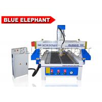 Buy cheap 6015 Computer Controlled Wood Carving / Wood Cnc Router Mach3 With Wireless Handle from wholesalers
