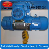 Wholesale wire rope electric hoist from china suppliers