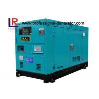 Wholesale 3 Cylinder 12.5KVA 10kw Silent Diesel Generator Set Super Silent with China Quanchai Engine from china suppliers