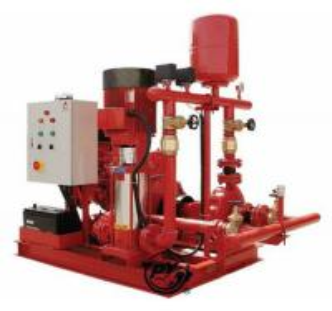 China Fire Fighting Water Pump Set Meet NFPA20 Standard on sale