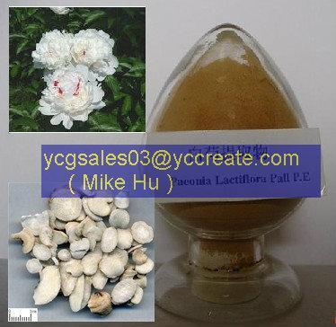 Quality Paeonia lactiflora P.E. for sale