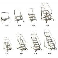 Wholesale Industrial Steel Rolling Ladders (RLC Series) from china suppliers