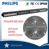 Quality Super Bright 4D Reflector Led Offroad Lights , Truck Lcar Roof Led Light Bar for sale