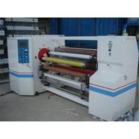Wholesale Masking tape /double sided tape jumbo roll rewinding machine from china suppliers