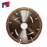 Wholesale General Use Circular Diamond Disc Blade 0.3 - 3 Mm Thickness With Turbo Wave from china suppliers