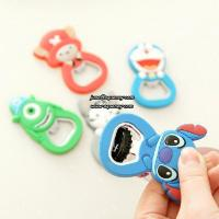 Wholesale Custom silicone bottle opener Cute Animal from china suppliers