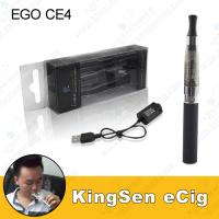 Wholesale 2014 newest Health Quit Smoking Electronic Cigarette Rechargeable Mini Electronic Cigarette ego ce4 from china suppliers