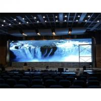 China Pixel 1.25mm Indoor Led Video Wall , Light Weight Rental Led Stage Display on sale