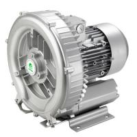 Buy cheap Silver Color Side Channel 3 Phase Vacuum Pump Biogas Transfer Air Pump 15.0kw 17 from wholesalers
