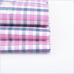 Wholesale Rusha Soft Hand Feeling TC Yarn Dye Fabric from china suppliers