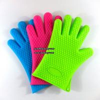 Wholesale Durable kitchen five fingers silicone glove LOW MOQ and cheap price from china suppliers