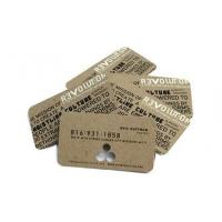 Wholesale custom business card from china suppliers