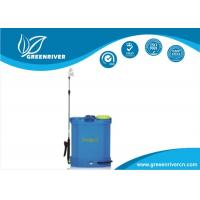 Wholesale Customized Blue Weed Killer Sprayer / Electric Knapsack Sprayer from china suppliers
