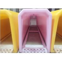 Wholesale Travelling Portable Rotational Moulding Products Plastic Pet Cage Various Colors from china suppliers