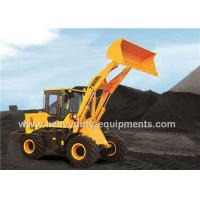 T933L Wheel loader Yunnei 55Kw Engine with 0.7-0.85 m3 And 1.8Ton Loading Capacity