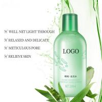 Wholesale 260ml Hydrating Natural Skin Toner Improve Dry Skin With Natural Loofah Extract from china suppliers