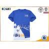 Buy cheap Cotton Short Sleeve Quick dry t shirt offset print running Custom T Shirt t from wholesalers